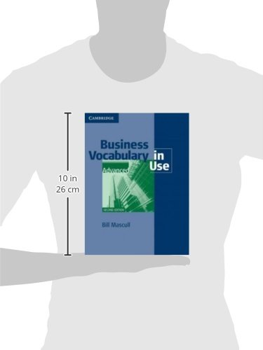 Business Vocabulary in Use 2nd  Advanced with Answers