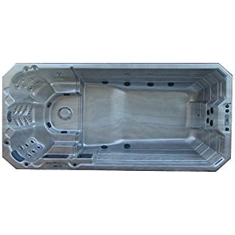 QX44schwimmspa Outdoor Whirlpool Spa/Balboa controllo/4persone/esterno Whirlpool