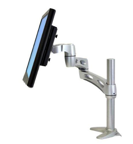 ERGOTRON Neo-Flex Extend LCD Arm Zwei Ausleger bis 61cm 24Zoll Display bis 9,1kg. VESA 75x75 100x100mm -