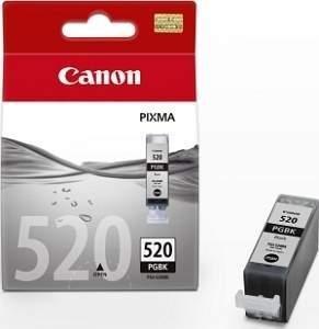1 Original Druckerpatrone schwarz für Canon Pixma MP560 Tintenpatronen (Farbe Canon Pixma Ip4700)