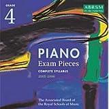 Piano Exam Pieces 2005-2006: Grade 4