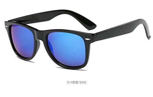 Cranky Orange 2019 Neue Unisex reflektierende Vintage Sonnenbrille Herren MarkendesignerMode NietenSonnenbrilleDamen Oculos de Sol, C3