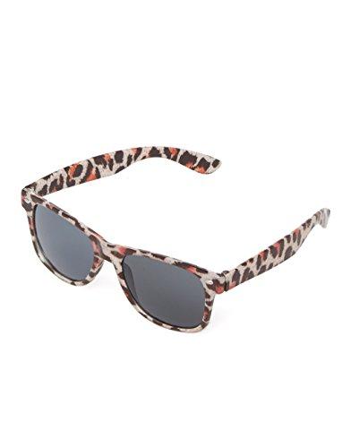 Preisvergleich Produktbild Brille Nerd Leopard keine Größe