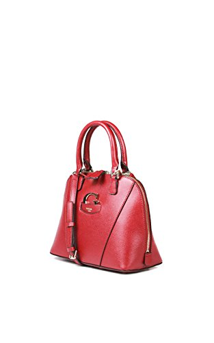 Guess - Petit sac mallette Lexxi (hwvg6484060) taille 23 cm Rouge