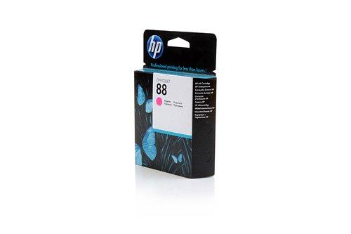 / 88, für OfficeJet Pro L 7580 Premium Drucker-Patrone, Magenta, 620 Seiten, 10 ml ()