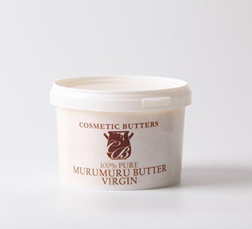 Murumuru Butter Nativ - 100% Pur und Natürlich - 500g (Murumuru-butter)