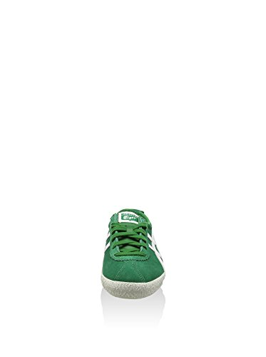 Onitsuka Tiger Mexico Delegation, Sneakers Basses Unisexe adulte Vert