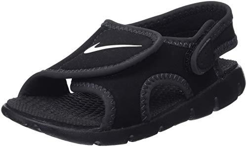 Nike - sunray adjust 4 td - color: nero - size: 21.0