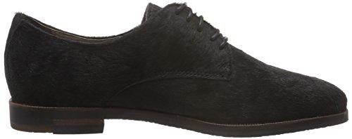 Giudecca Jy16r20-r38, Chaussures à Lacets Femme Noir - Noir