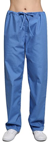 Mirabella Health and Beauty Clothing Unisex Lister Hospital Scrub Trousers