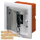 Gewiss GW40604 caja electrica Naranja, Blanco - Cuadro eléctrico (Naranja, Blanco, 240 mm, 195 mm, 85 mm)