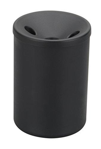 Preisvergleich Produktbild hr-imotion Aschenbecher mit Glut- und Rauchstop - geeignet für Getränkehalterungen [Made in Germany ,  Vertiefung zum ausdrücken ,  leicht zu reinigen} - 10512101