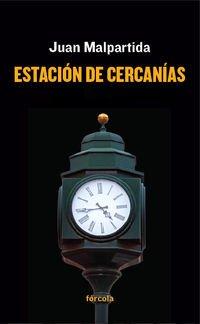 Estación De Cercanías (Señales) por Juan Malpartida Ortega (1956-)