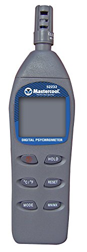 Mastercool 52233 Digitale Psychrometer