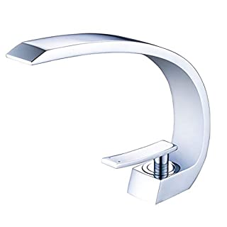 Amadi Mixer tap, Bathroom tap, washbasin, Single Lever Mixer tap, Bathroom tap, Chrome
