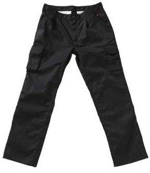 MASCOT ORIGINALS Bundhose Arbeitshose Pasadena mit vielen Taschen, Beinlänge 82cm schwarz