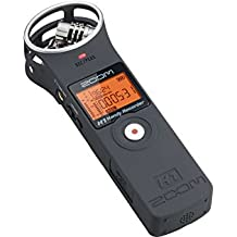 Zoom H1 Handy Recorder - Matt-schwarz