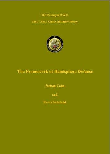 The Framework of Hemisphere Defense (US Military History of WW II Green Book) (English Edition) Stetson Center
