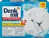 Denkmit Spülmaschinentabs Multi-Power 12, 40 St