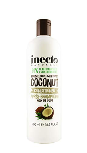 Inecto Naturals Conditioner Coconut, 1er Pack (1 x 500 ml) -