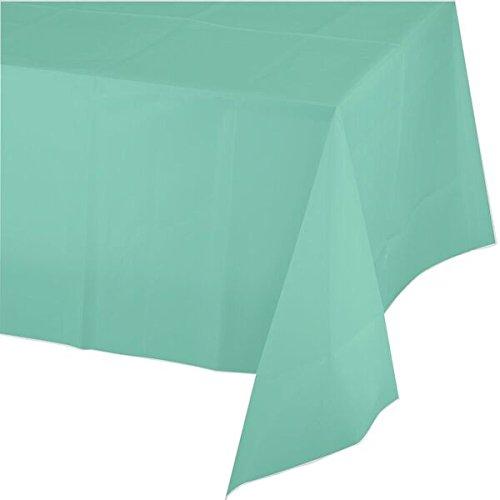 Creative convertting mantel papel 137x 274cm Verde