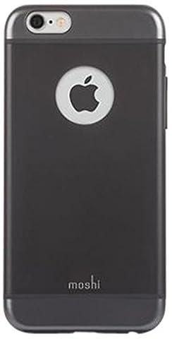 Moshi- 99MO079001 - Coque de protection iGlaze pour iPhone 6 - Noir