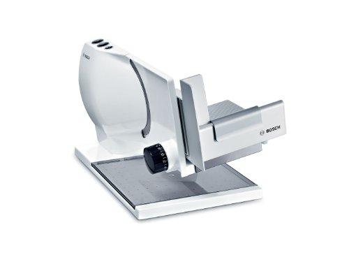 Bosch MAS95W1 rebanadora Eléctrico Aluminio, Metal 150 W - Cortafiambres (Eléctrico, Aluminio,...