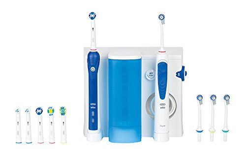 Braun Oral-B Center 3000 Munddusche Professional Care (mit Kulturtasche)