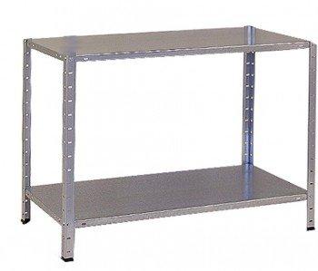 LC-Tisch-Pflanztisch-100x100x50cm-50kg-verzinkt-Gartentisch