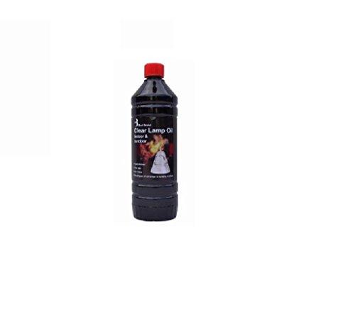 Bird Brand Clear Lamp Oil - 1 Litre