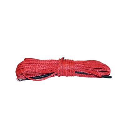 Seil Dyneema 6 mm 25 m 3200 kg Dyneema Windenseil Kunststoffseil