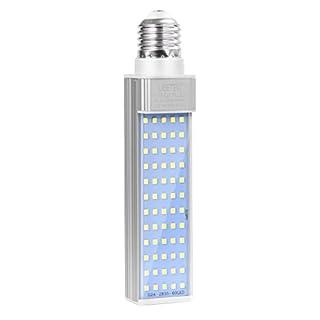 UEETEK 11W E27 LED Energy Saving Lamp to Fit All Fish Pod and Fish Box Aquariums (White)