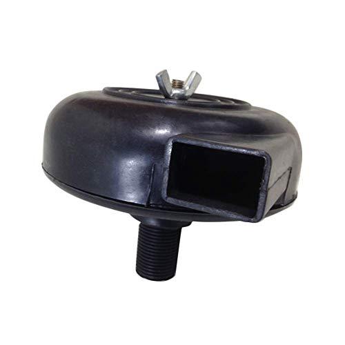 Filter Schalldämpfer 16mm 3/8PT Luft Kompressor Pumpe Zubehör Außengewinde Noise System Airflow Luft Auspuff Pneumatisch Teile Einlass Schnecke -