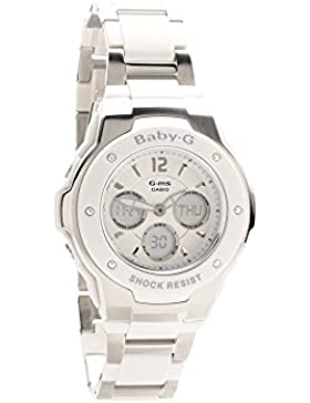 Baby-G Damen-Armbanduhr MSG-300C-7B3ER