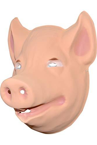 Aptafêtes Maske Schwein, Kinder