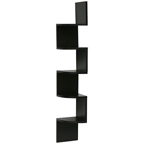Hartleys - mensola a zig zag per parete e/o angoli - differenti colori e dimensioni