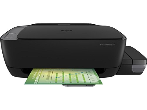 HP 410 All-in-One Ink Tank Wireless Color Printer image - Kerala Online Shopping