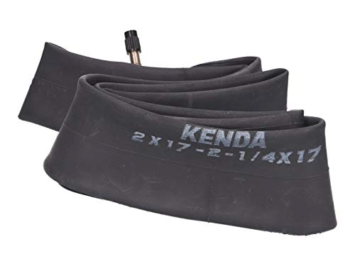 Kenda Chambre à air KENDA - Mesure 2.00 - 17 - 2.25 - 17 - valve tr 6 kENDA Air Chamber - Size 2.00 - 17 - 2.25 - 17 - TR 6 Valve