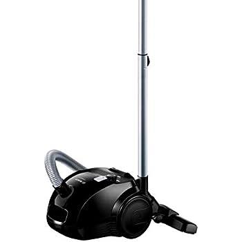 Bosch - Aspirador con bolsa, compacta, 600 W: Amazon.es: Hogar