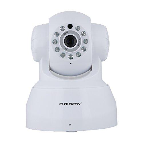 FLOUREON Videocamera di Sorveglianza - 720P Wireless