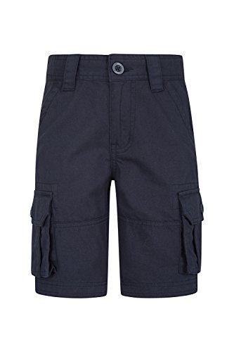 argo Kids Shorts Marineblau 152 (11-12 Jahre) (Elf Shorts)