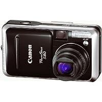 Canon PowerShot S80 Digital Camera [8MP, 3.6 x Optical Zoom]