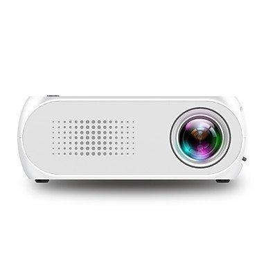 wly&home LCD Heimkino-Projektor QVGA (320x240) Projectors LED 400-600 Qvga Tv