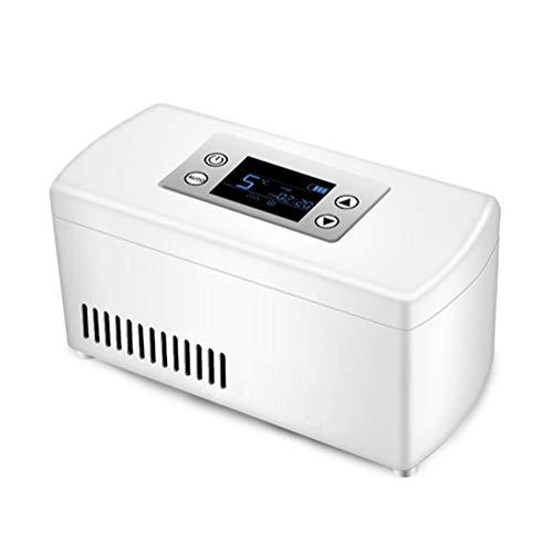 YPBX Refrigerador De Insulina para Viaje, Caja Refrigerada De Medicina Portátil, Reefer...