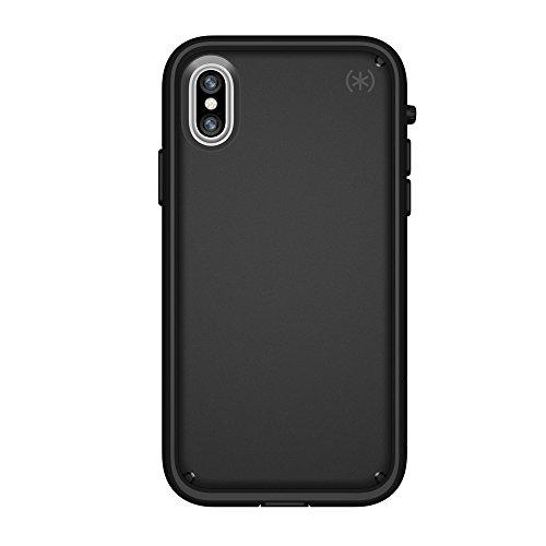 Speck Presidio Ultra Schutzhülle für iPhone X - Schwarz