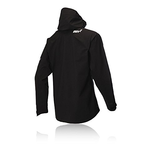 Inov8 AT/C Softshell Pro Full Zip Giacca Da Corsa - AW17 Black
