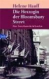 Die Herzogin der Bloomsbury Street von Helene Hanff