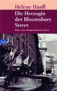 Buchseite und Rezensionen zu 'Die Herzogin der Bloomsbury Street' von Helene Hanff