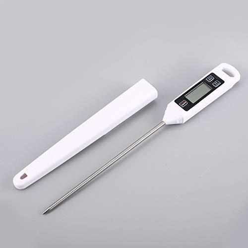 Peanutaor FLUS TT02 Numérique Thermomètre Compteur Sonde BBQ Cuisine Cuisson des Aliments Outil...