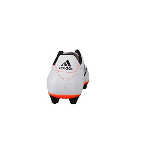 adidas , Chaussures de foot pour homme 40 Blanc / noir / orange